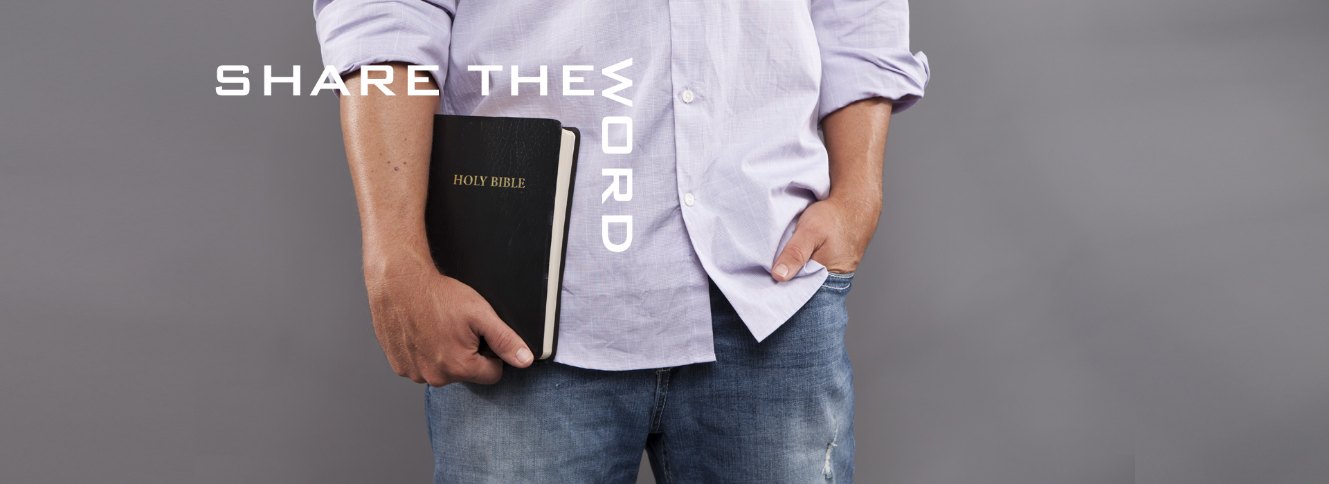 Share the Word of God